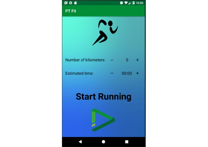 PT Fit ( Android App ,Website and Presentation ) – screenshot 3