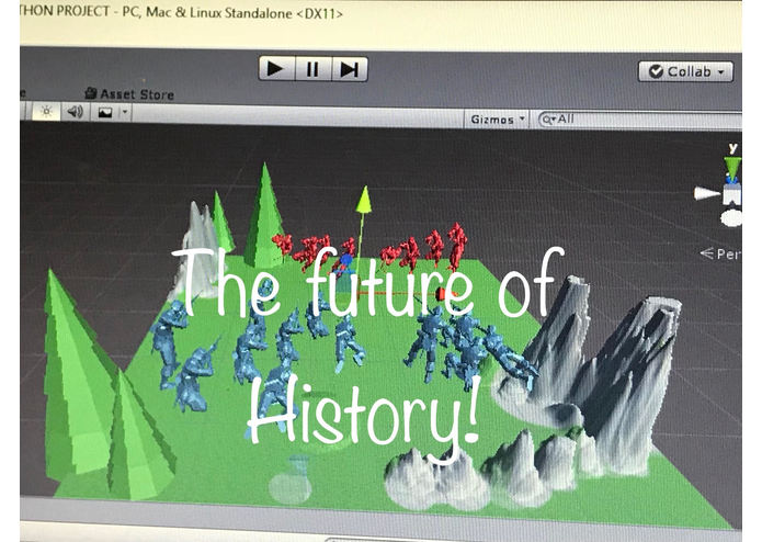 Future of History  – screenshot 1