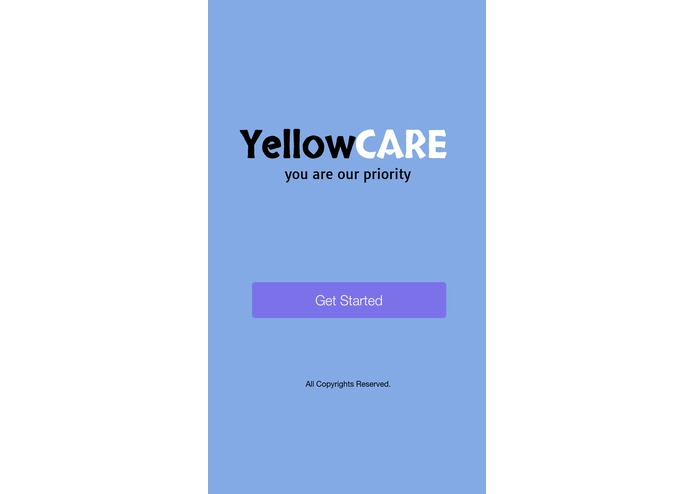 Yellow Care – screenshot 1