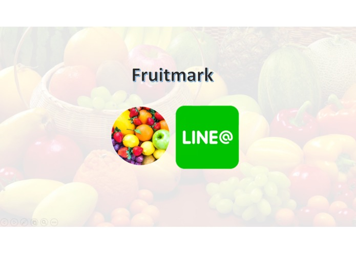 fruitmark – screenshot 2