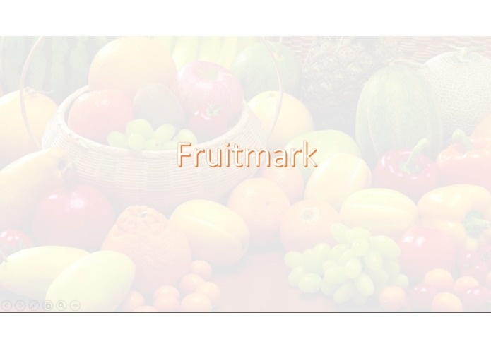 fruitmark – screenshot 4