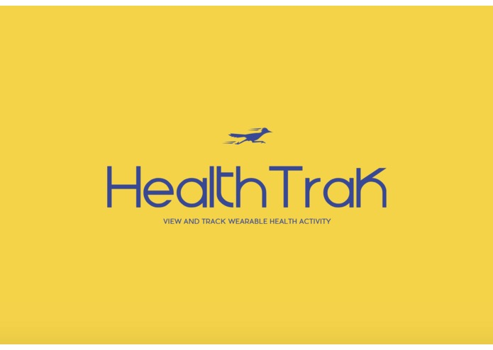 HealthTrak – screenshot 1