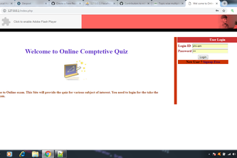 online competitive exam quizes
