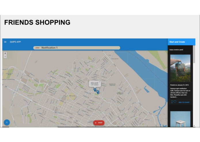 MINTMARKET GeoBased e-commerce – screenshot 7