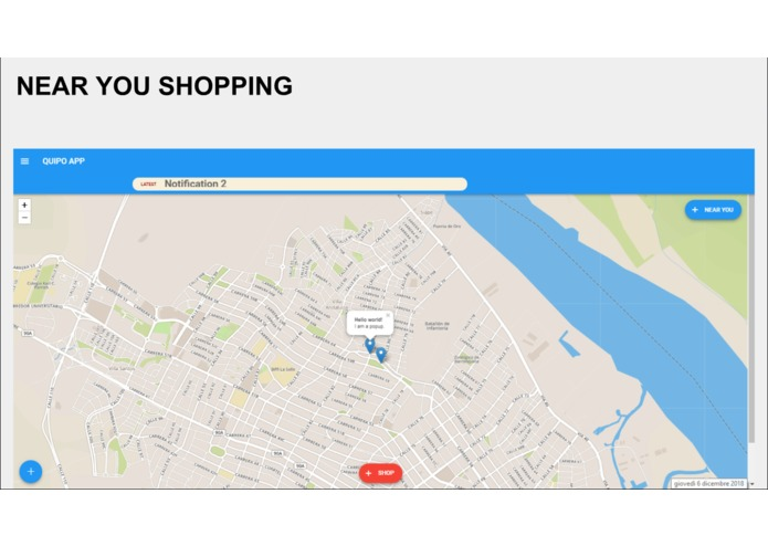 MINTMARKET GeoBased e-commerce – screenshot 8