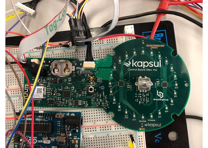 Kapsul PCB Testing Project – screenshot 9