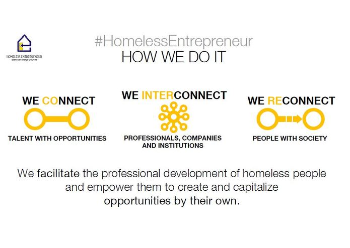 Homeless to Entrepreneur – screenshot 1