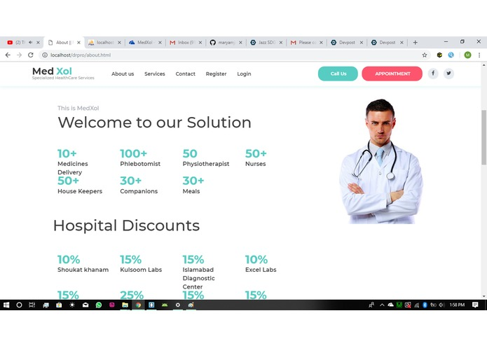 MedXol -- Specialized HealthCare Services – screenshot 4