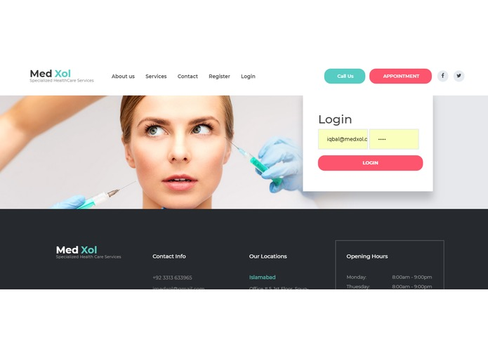 MedXol -- Specialized HealthCare Services – screenshot 6