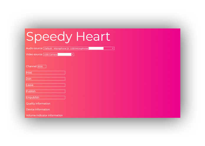 Speedy Heart – screenshot 2