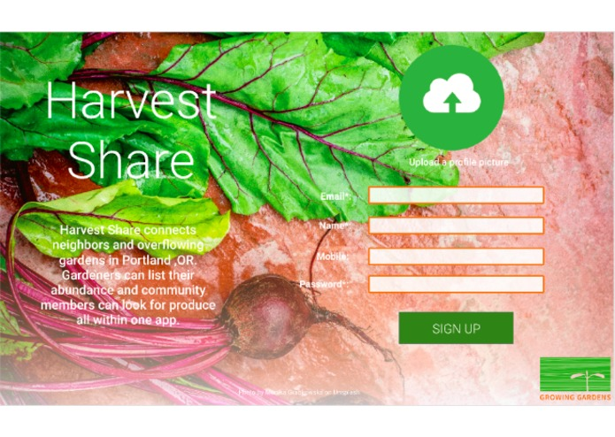 Team 5: Harvest Share – screenshot 7