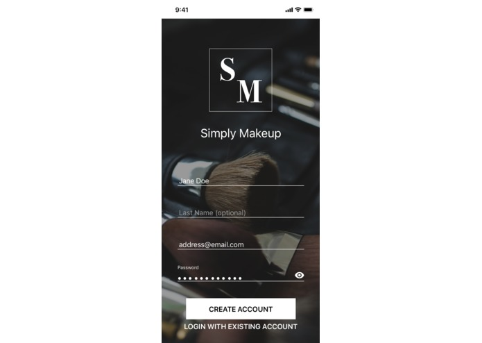 SimplyMakeup – screenshot 1