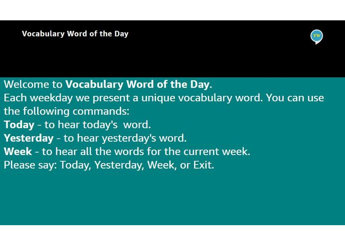 Vocabulary Word of the Day – screenshot 3