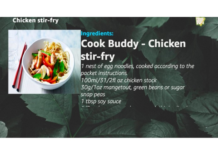 Cook Buddy – screenshot 5