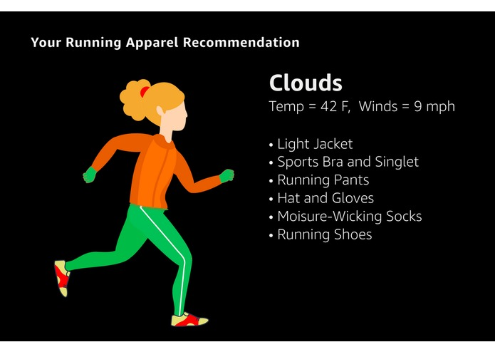 Running Clothes – screenshot 2