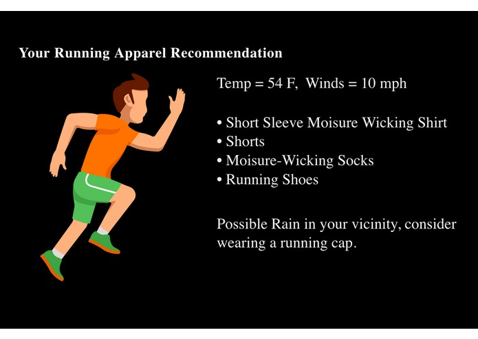 Running Clothes – screenshot 4