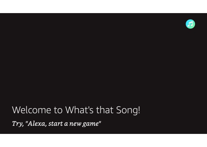 """What's That Song"" Alexa Skill with Spotify – screenshot 2"