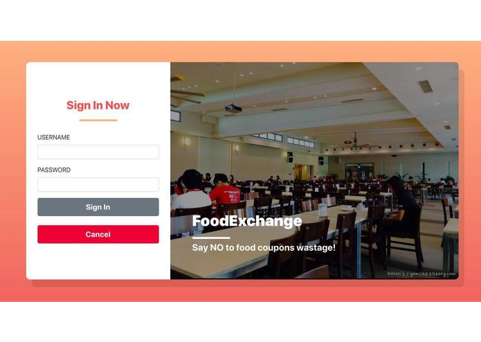 CJ - FoodExchange – screenshot 2