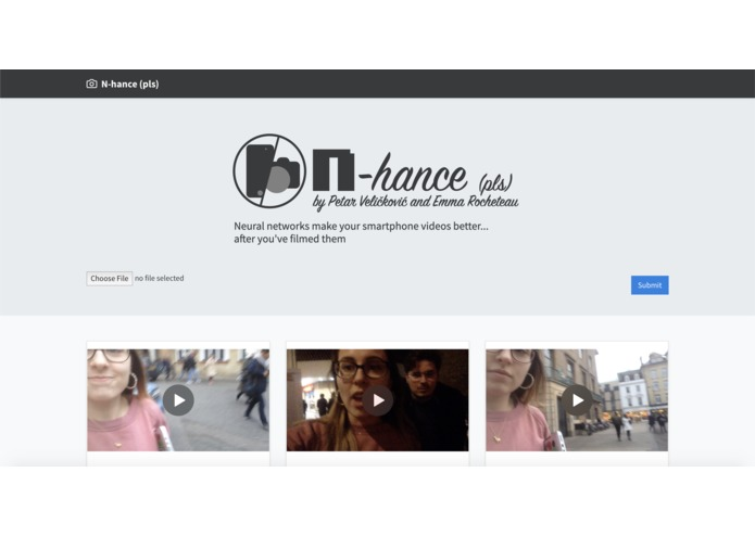 N-hance (pls) – screenshot 1