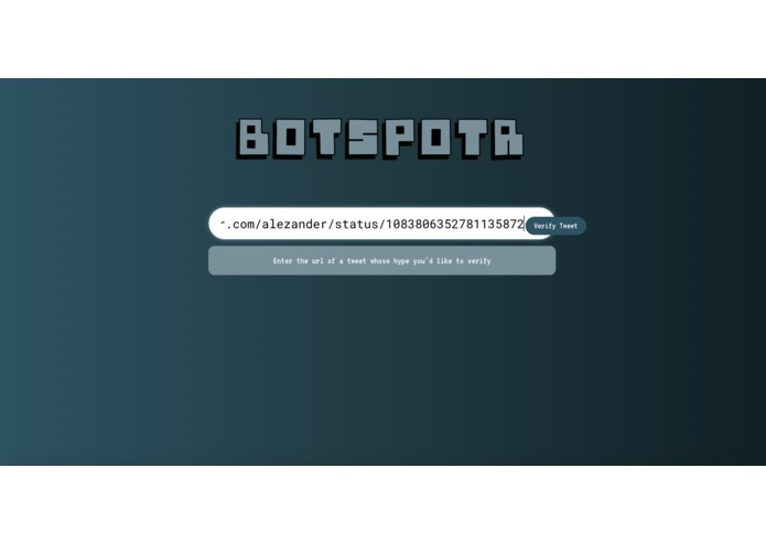 BotSpotr – screenshot 2