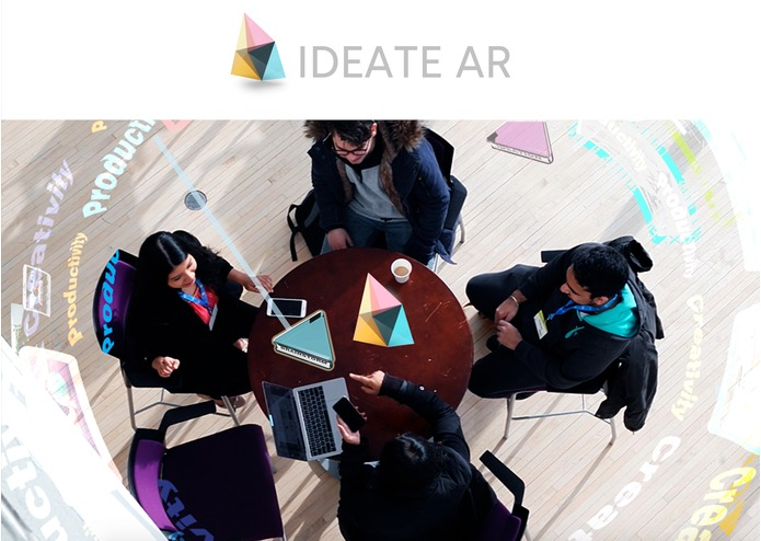 Ideate AR – screenshot 2