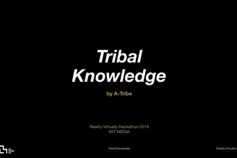 Tribal Knowledge