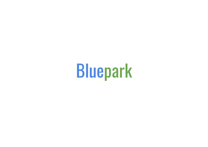 Bluepark – screenshot 1