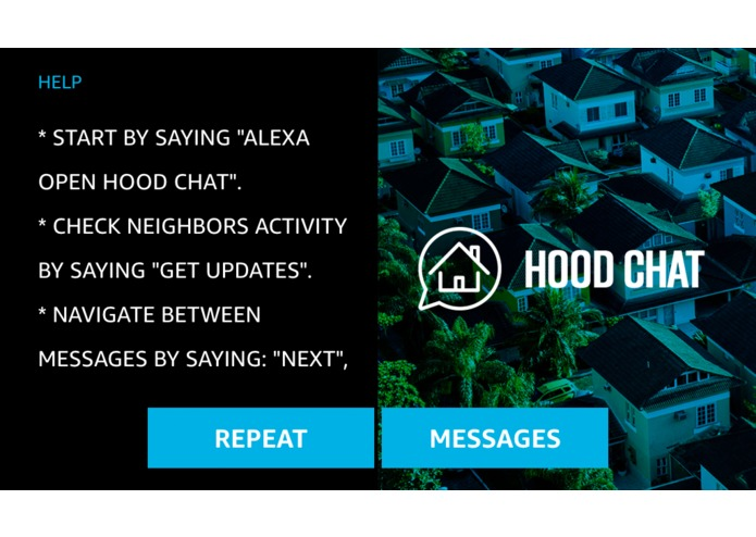 Hood Chat – screenshot 3