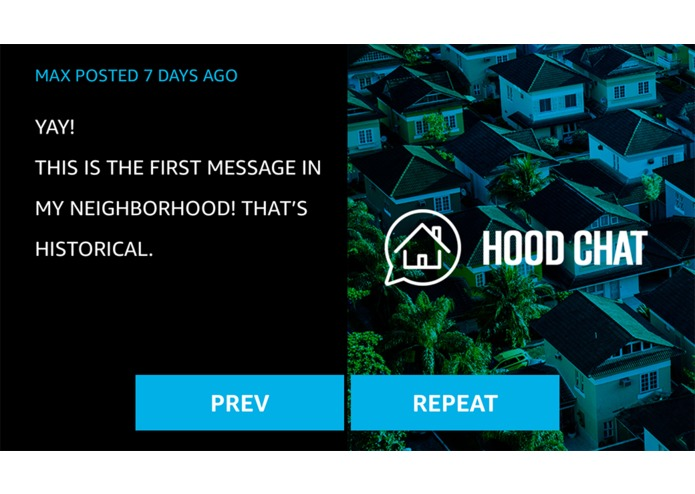 Hood Chat – screenshot 6