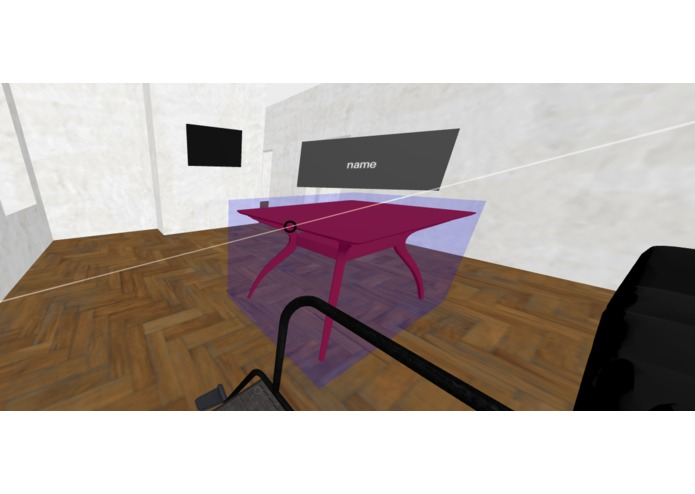 AccessibleLocomotionWebXR – screenshot 5