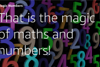 Magic Numbers: The Magic of Maths