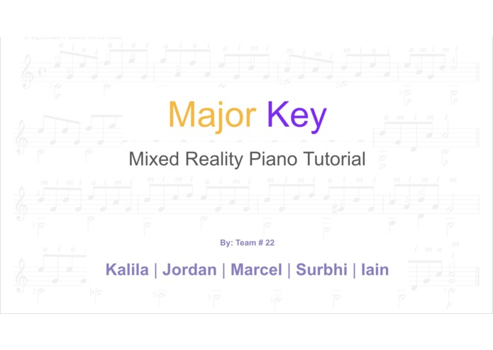 Major Key – screenshot 2