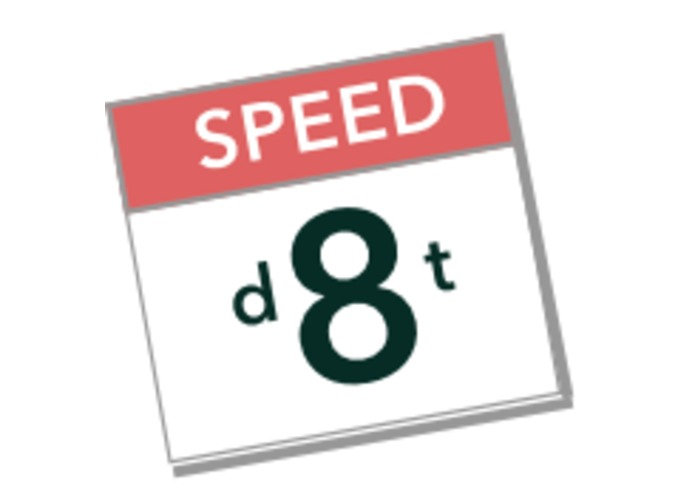 speed d8t – screenshot 1