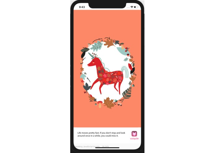 Unicol : an app designed for 15-25 young females – screenshot 2