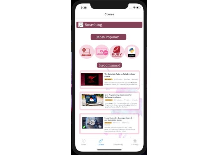 Unicol : an app designed for 15-25 young females – screenshot 4
