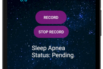 Goodnight - Sleep Apnea Detection App