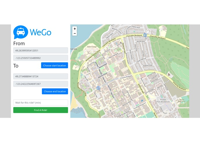 WeGo – screenshot 3