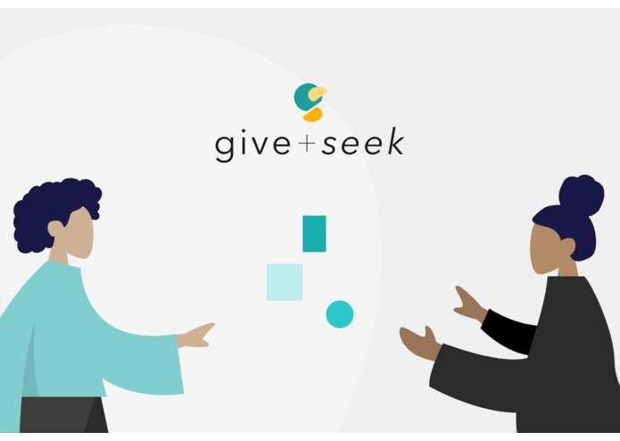 Give+Seek – screenshot 1