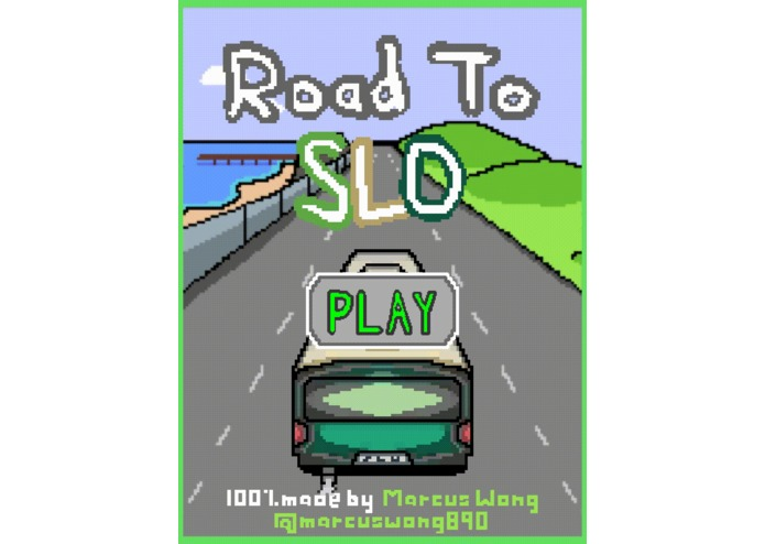 Road to SLO – screenshot 1