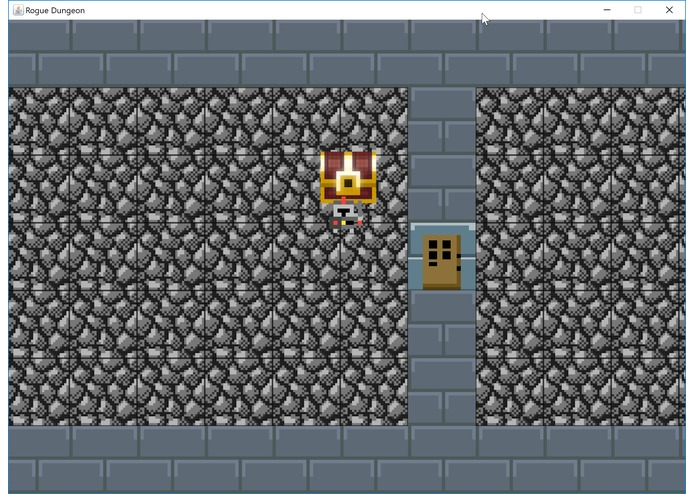Rogue Dungeon – screenshot 1