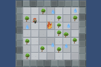 Fire-game