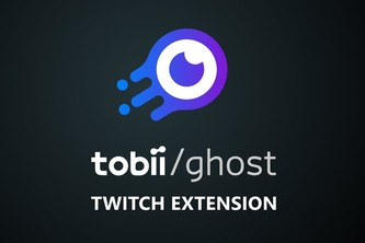 Tobii Ghost - Eye Tracking Twitch Extension