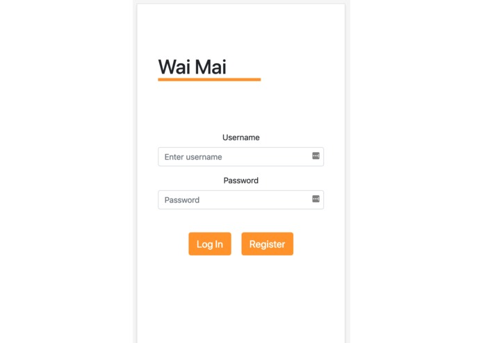 Wai Mai – screenshot 1