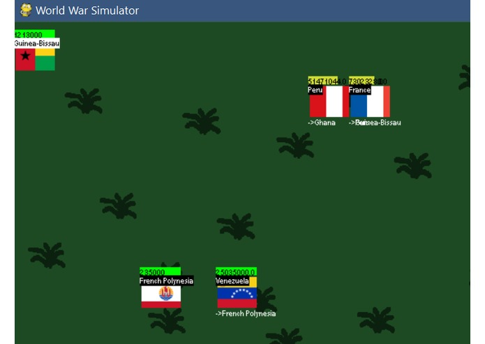 World War Simulator – screenshot 1