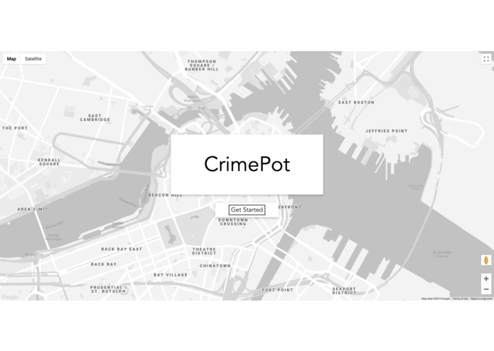 CrimePot – screenshot 1