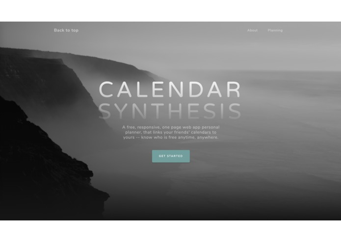 Calendar Synth – screenshot 1