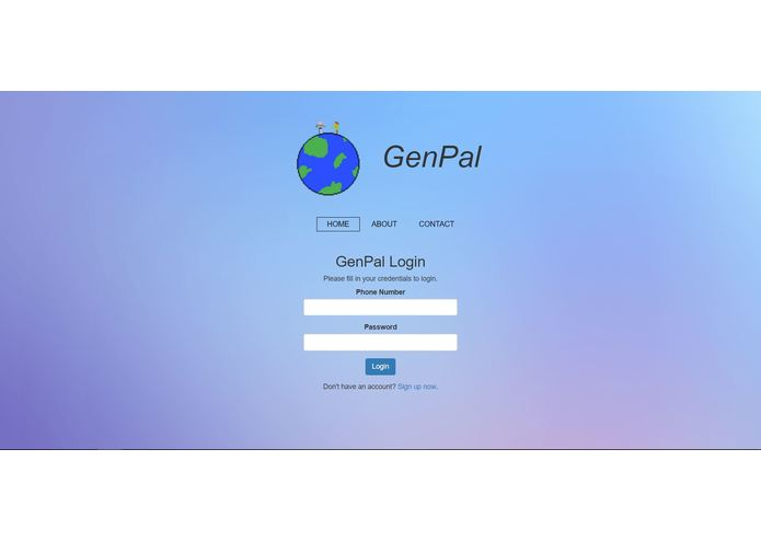 GenPal – screenshot 1