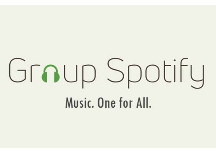 Group Spotify – screenshot 1