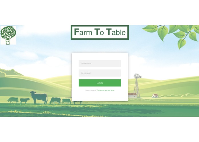 Farm to Table – screenshot 1