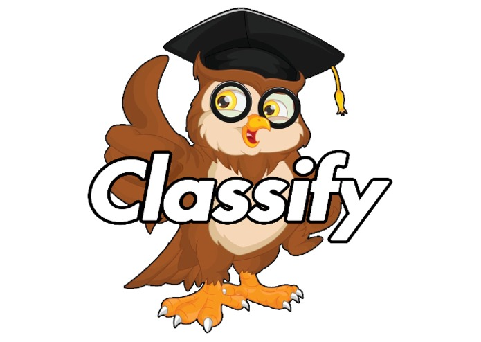 Classify – screenshot 1